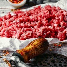 GROUND BEEF / MINCED MEAT / HAMBURGER